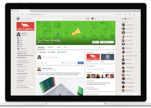 Facebooks Workplace